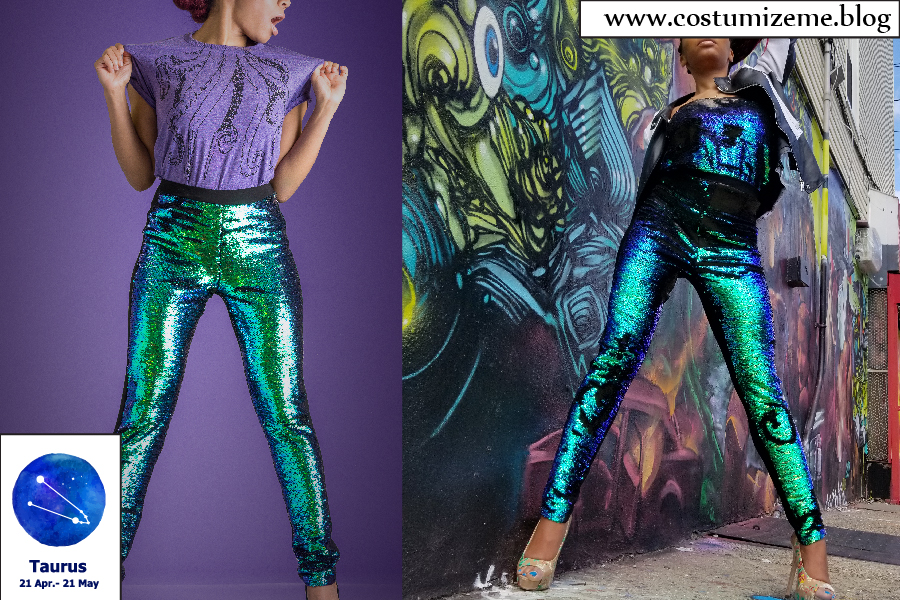 Fashion Leggings for Taurus Zodiac Sign
