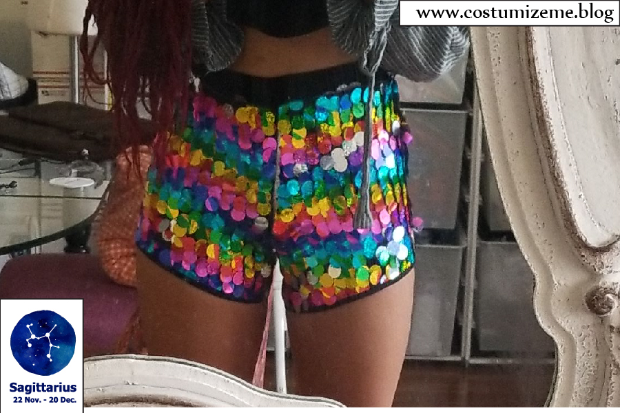 Fashion Shorts For Sagittarius Zodiac Sign